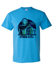 The day the earth stood still retro vintage sci fi movie film distressed thumb200