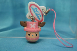 Bandai One Piece Chopper Man 2012 Easter Gashapon Mini Figure Strap East... - $16.99