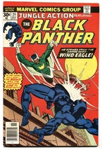 Jungle Action #24 1976  Black Panther vs WIND EAGLE - $37.83