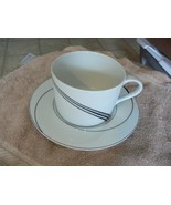 Block Spal White Pearl cup and saucer 2 available - $3.12