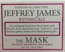 (New) Jeffrey James Botanicals The Mask Whipped Raspberry Mud Mask 2 oz - €20,19 EUR