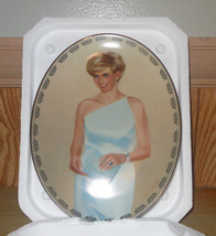 "Princess Diana ""A Most Regal Princess"" Queen Of Our Hearts Collector Plate - $14.68"