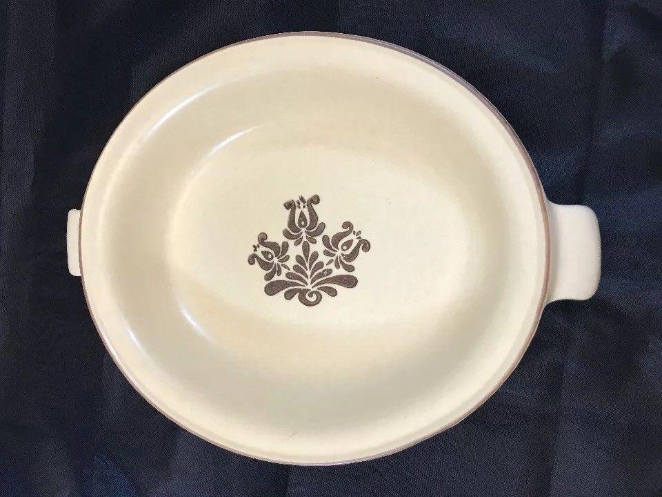 Pfaltzgraff Village Oval Vegetable Serving Bowl Casserole Dish 6-11 USA