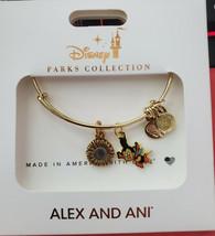 Spike The Bee Alex & Ani Bangle Bracelet 2020 Disney Epcot Flower Garden - $54.44