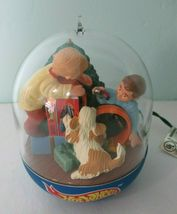 My First Hot Wheels Light and Motion Hallmark Magic Ornament 1995 Gently Used image 3