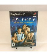 Friends: The One With All the Trivia (Sony PlayStation 2, 2005) - $19.75