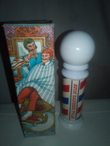 Vintage Avon NIB BARBER POLE Wild Country Aftershave 3fl.oz. bottle/deca... - $29.97