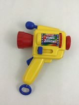 Tomy Video Zoomer Toy Sound Movie Camera Viewer 3 Color Vintage 1984 80s... - $22.23