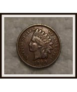 1909 1C Indian Head Cent (VF) - $17.72 CAD