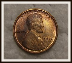 1926-S 1C Lincoln Wheat Cent (Copy) image 1
