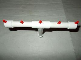 NEW Aeroponic Hydroponic Clone 5 Mister Spray Bar Manifold EZ Cloning Gr... - $13.00