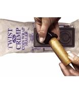 Twist-N-Crimp, Crimper for Cent/Nickel/Dime/Quarter Paper Coin Wrappers - $7.89