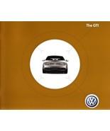 2003 Volkswagen GTI sales brochure catalog 03 VW 1.8T VR6 - $10.00