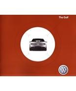 2003 Volkswagen GOLF sales brochure catalog 03 VW GL GLS TDI - $8.00