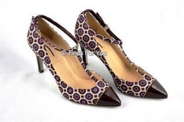 J Crew Everly Blue Cap T-Strap Pumps Size 7 Style 12095 New! $275 - $173.97