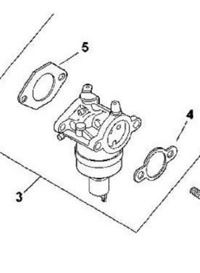 Kohler Carburetor 12 853 158 S Fits Cv15t And 50 Similar Items