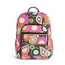 Vera Bradley VB Campus Backpack Ziggy Zinnia - $69.00