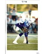 2002 topps seattle seahawks ricky waters match print photo 1/1 football ... - $199.99