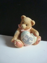 Priscilla Hillman Cherished Teddies Hugs & Kisses 916382, No Box - $2.49