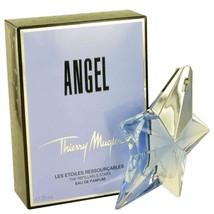 Angel By Thierry Mugler Eau De Parfum Spray Refillable .8 Oz - $41.43