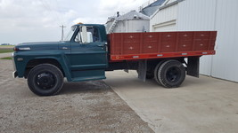 1968 Ford F-600 For Sale in Center Point, Iowa 52213 image 2