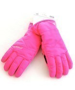 Spyder Bryte Bubblegum Pink Performance Insulated Ski Gloves Youth Girl'... - £24.75 GBP