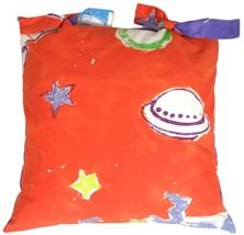 Pillow Decor - Outer Space Adventure Throw Pillow - $19.95