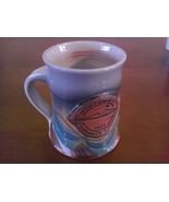 Handmade Montgomery Community College Pottery Coffee Mug - $27.95