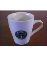 Starbucks Coffee Tea Mug Cup 2007 8 oz Mermaid Logo Green - $19.95