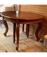 Antique Victorian Walnut Dining Table - $1,474.00