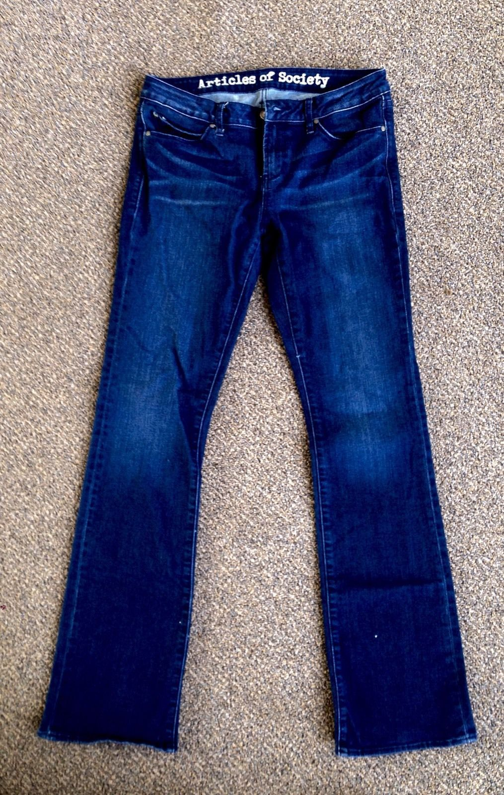 Articles Of Society Jeans Stretch Size 28 USED
