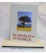 In Search of Steinbeck Ann-Marie Schmitz Signed - $125.00