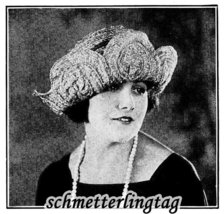 1928 Flapper MILLINERY Book Hat Making 4-Books-in-1 25 Lessons DIY Milliner - $17.99