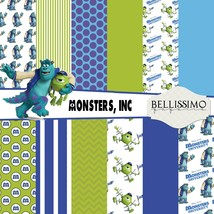 Monsters inc paper package thumb200