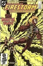 DC THE FURY OF FIRESTORM #33 VF/NM - $1.89