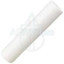 "4.5"" x 20"" poly spun sediment filter replacement cartridge 5 micron high... - $15.29"