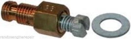 OEM genuine TECUMSEH 632239 MAIN ADJUST Jet POWER SCREW - $16.99