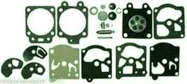 for Stihl 028 AV 028AV Carb Kit for Walbro Carburetor Overhaul Rebuild Repair - $8.92