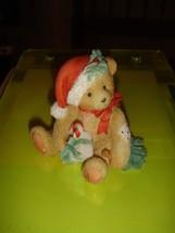 Cherished Teddies, Denise December, 914878, 1993, For Christmas - $9.99