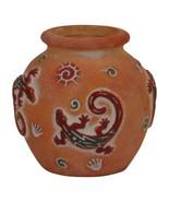 Non-Native Gecko Vase Reproduction  FM13138 - $2.95