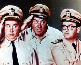 McHale's Navy Ernest Borgnine Vintage 8X10 Color TV Memorabilia Photo - $5.99