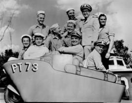 McHale's Navy Ernest Borgnine 5 Vintage 8X10 BW TV Memorabilia Photo - $5.99
