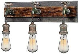Elk Lighting 14282/3 Vanity-Lighting-fixtures, Rust - $354.00