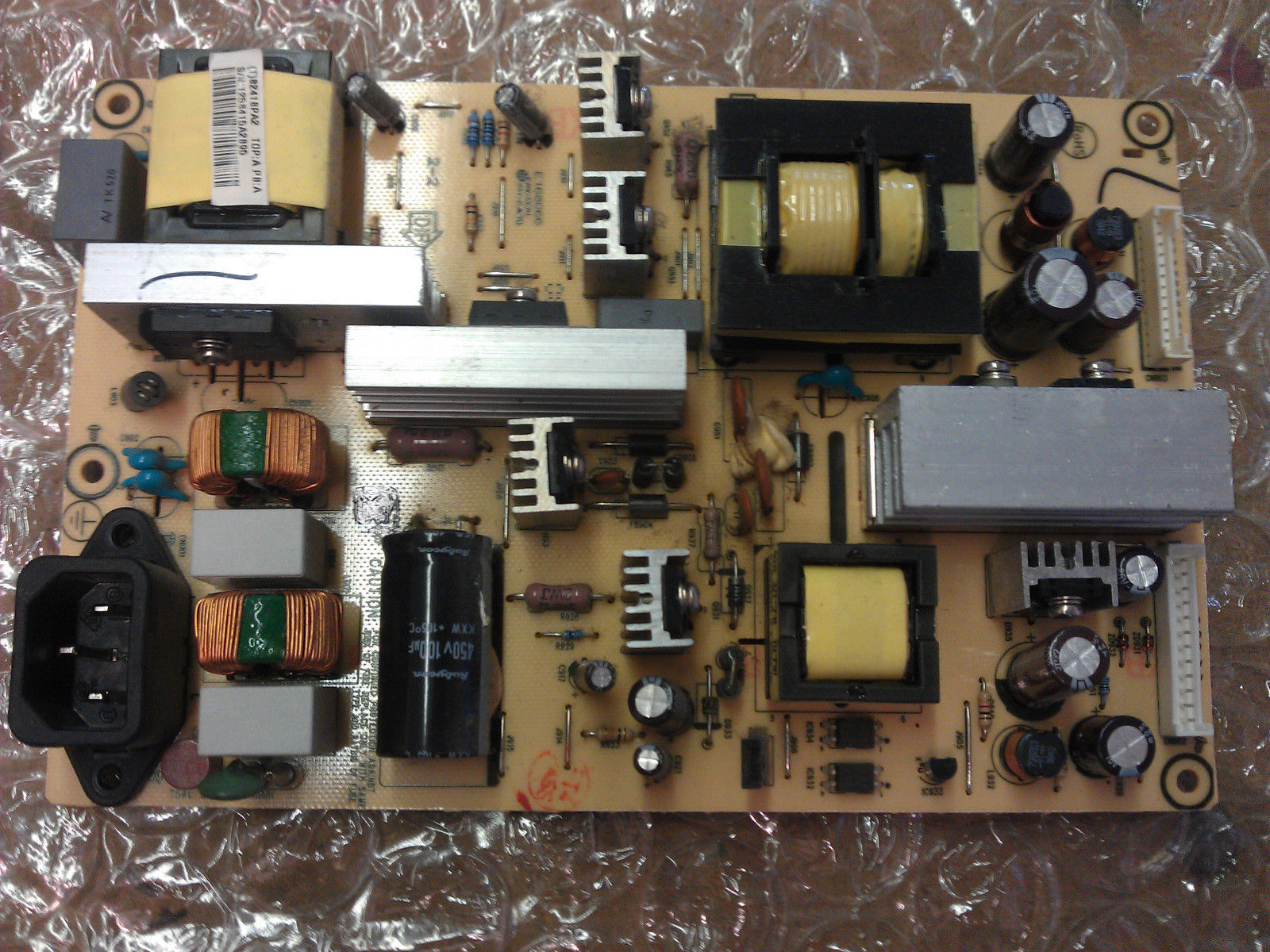 ADPC8241PA2 715T2804-3 Power Supply PCB From Westinghouse W3223  LCD TV