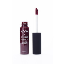 NYX Cosmetics Soft Matte Lip Cream - SMLC 20 Copenhagen 0.27 Fl oz / 8 ml - $5.99