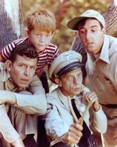 Andy Griffith Show G Don Knotts Vintage 8X10 Color TV Memorabilia Photo - $6.99