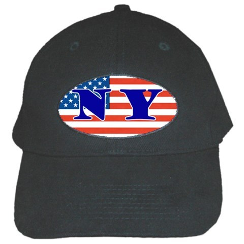 New york black cap 01