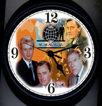 Man From Uncle Wall Clock - $24.95