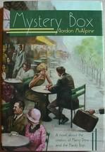 MYSTERY BOX a novel about Nancy Drew & Hardy Boys creators HCDJ Gordon M... - $9.99