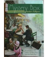 MYSTERY BOX a novel about Nancy Drew & Hardy Boys creators HCDJ Gordon M... - $9.99